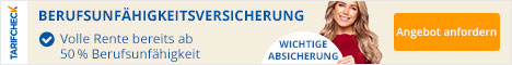 Tarifcheck24.de - Berufsunfähigkeits-Versicherung