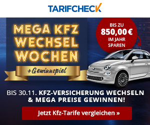 Autoversicherung Top Partner von Mufy.de