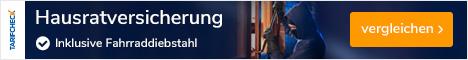 tarifcheck - Vergleichsportal - Hausratversicherung
