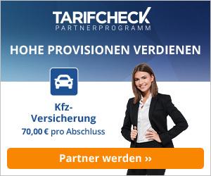 tarifcheck24 Partnerprogramm werben