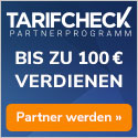 Tarifcheck Partnerprgramm